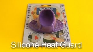Silicone Heat Finger Guard