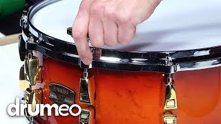 How To Replace Y๐ur Drumheads
