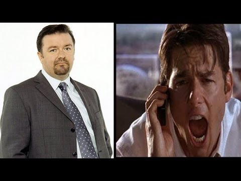 Ricky Gervais too controversial for Golden Globes?