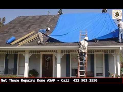 Emergency Roof Repair Pittsburgh PA 15213 | 412 901 2550