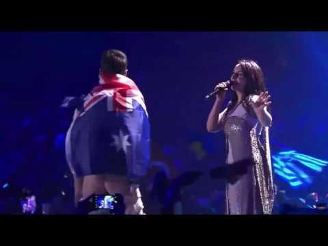 The Australian Hero, Epic Ass Man   Eurovision 2017