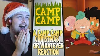 Camp Camp Holiday Special: A Camp Camp Christmas, or Whatever Reaction