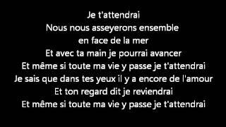 Cali & El Dandee - Yo te esperaré French Lyrics