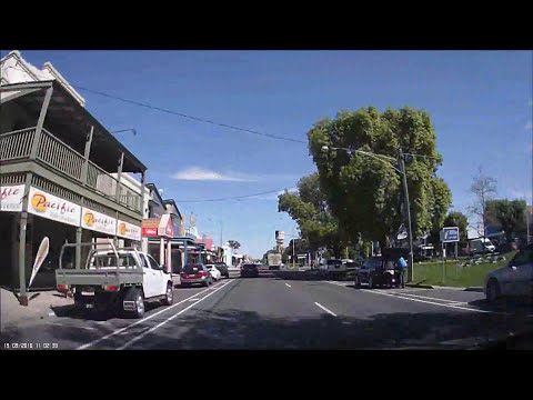 Driving Victoria: Lakes Entrance - Pakenham