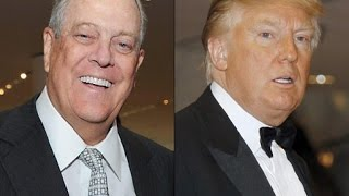 Billionaire Donors Rejected Trump, So Now He Rips Them