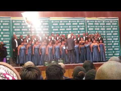 Mfazi Nanku unyana by United Choral Artists  (WAA!)