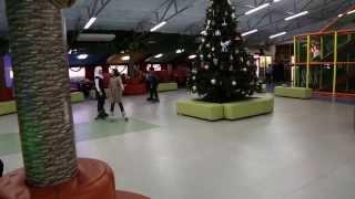 Ролледром Развлекательный центр Мадагаскар