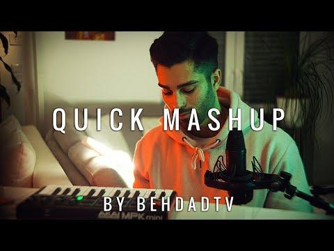 Quick Mashup by Behdad: Yonii - Ziel Halal I Micel O - Baby du bist anders I Trettmann - Gottseidank