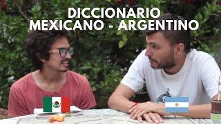 Diccionario mexicano - argentino by Plan B Viajero