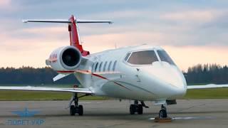 Аренда частного самолета Learjet 60XR в Киеве(, 2018-02-09T15:58:59.000Z)