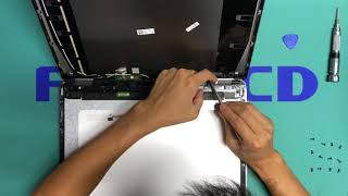 Acer Aspire R 15 R5-571T R5-571TG LCD Touch Screen Digitizer Assembly Replacement Procedure