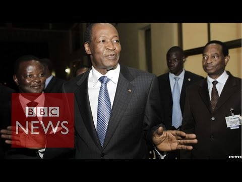 Burkina Faso: Who will replace Blaise Compaore ?