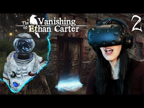 The Vanishing of Ethan Carter - The Astronaut and The Doors of Confusion