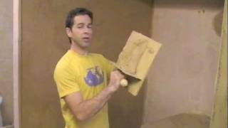 Basic Plastering Skills - Hawk & Trowel