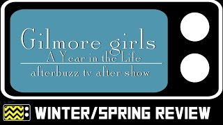 Gilmore Girls: A Year In The Life Season 1 Episode 1 & 2 Review & After Show | AfterBuzz TV