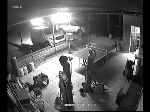 attempted farm attack in zabanna south africa 30/08/2015   19.45 cam 1