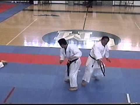 Fumio Demura's Karate Demonstration