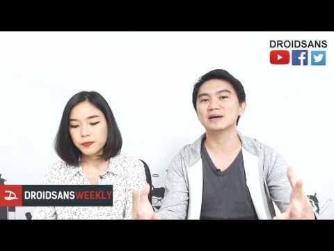 Droidsans Weekly EP31 - วันที่ 26 Jan 2017