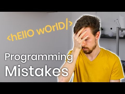 Things I Wish I Knew About Programming