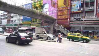 ラート・クラバン(Lat Krabang)の道路#2