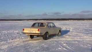 Волга 24 V8 Зима 2