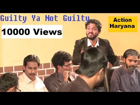 12 Angry Men in Hindi (Guilty Ya Not Guilty)