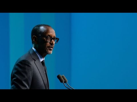 10 in 20 Minutes with The Honorable Paul Kagame.
