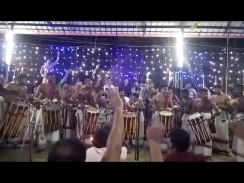 Pancha Thayambaka climax...Koonathara Ramachandran..mundaya jayen..pazhayannur krishna kuma..etc...