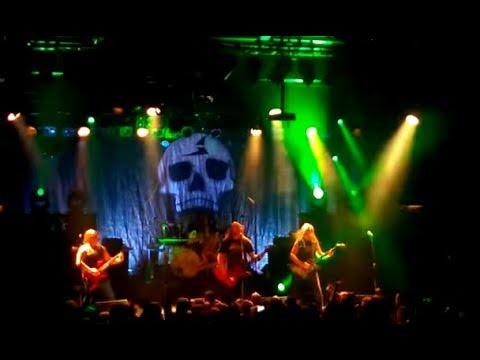 Sodom 35th Anniv. show Dec 26th in Bochum - At The Gates finish recording new album for 2018!