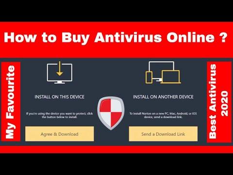 Best Paid Antivirus 2020   How To Buy Antivirus Online   Full Installation   Best Antivirus 2020