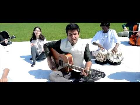 Hard Sun / Allah Hoo - Nusrat Fateh Ali Khan, Eddie Vedder   The Fusion Project   Cover