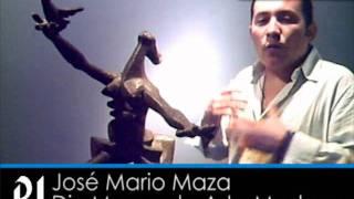 Mario Maza presenta obra de González Goyri