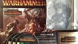 Total War: Warhammer Limited Edition Unboxing