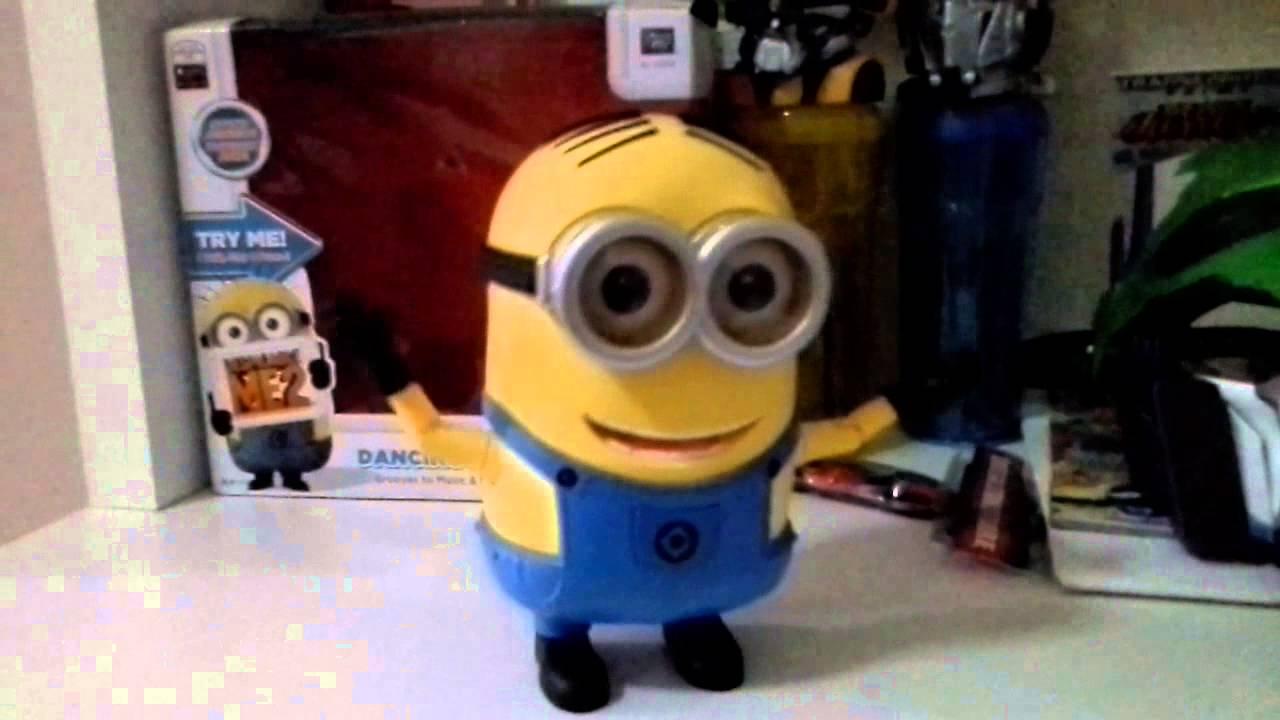 Despicable Me 2 Minion Dancing Dave - YouTube