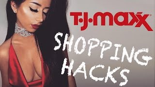 HOW TO SHOP AT TJ MAXX