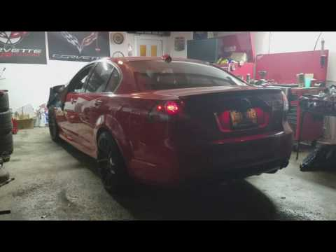 Repeat Cammed Corvette BTR Stage 2 cam by TRK RDY Vette