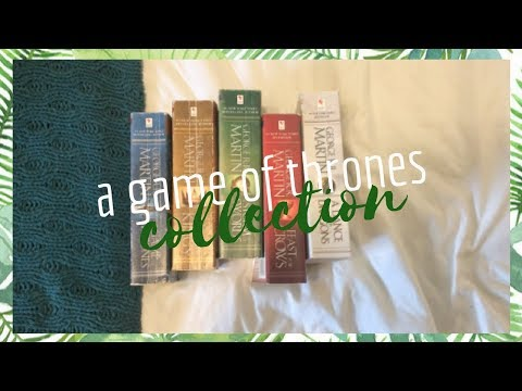 My Song Of Ice And Fire Collection // Books And More