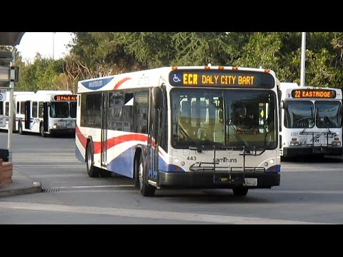 Buses in San Francisco, CA (Volume Six)