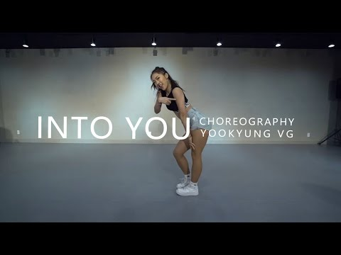 Ariana grande - INTO YOU / Choreography .Jane Kim