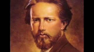 Konstantinos Paliatsaras sings Tschaikowsky