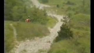SWM Rotax 125 Bobino in Action (Hercules Day TRAVO 2005)