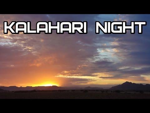 NIGHT SOUND OF WILD AFRICA,Kalahari/НОЧНЫЕ ЗВУКИ АФРИКИ, ГДЕ ТО В КАЛАХАРИ
