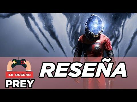 RESEÑA - PREY