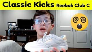 Download Classic Kicks Series- Reebok Club C