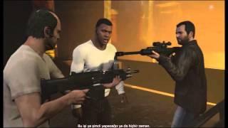 GTA 5 Görevleri #61 Son Görev İntikam Zamanı