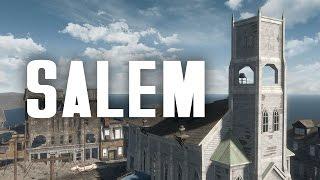 Salem in Fallout 4 - Barney Rook, Gun Run, and the Salem Volunteer Militia