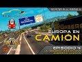 [ETS2] Europa en camión EP. 4 La Jonquera-Barcelona-Manresa-Huesca (España) Scania Serie 4
