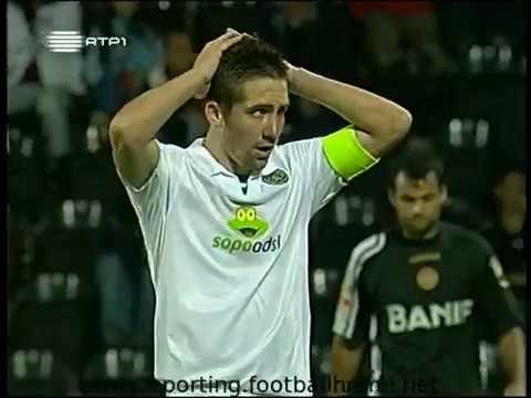 15J :: Nacional - 1 x Sporting - 1 de 2008/2009