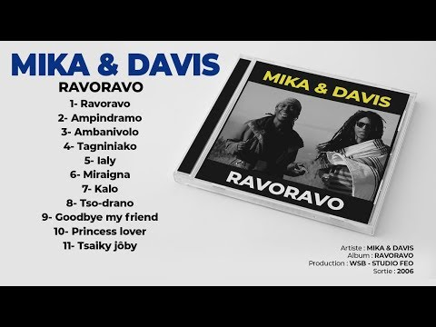 RAVORAVO by MIKA & DAVIS (Full Album - Audio)