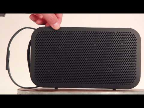 Audio Geeks Features: B&O Play by Bang & Olufsen BeoPlay A2 Bluetooth Speaker